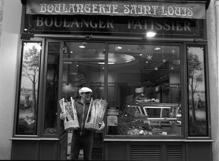 Bread (from the Paris Cycle)