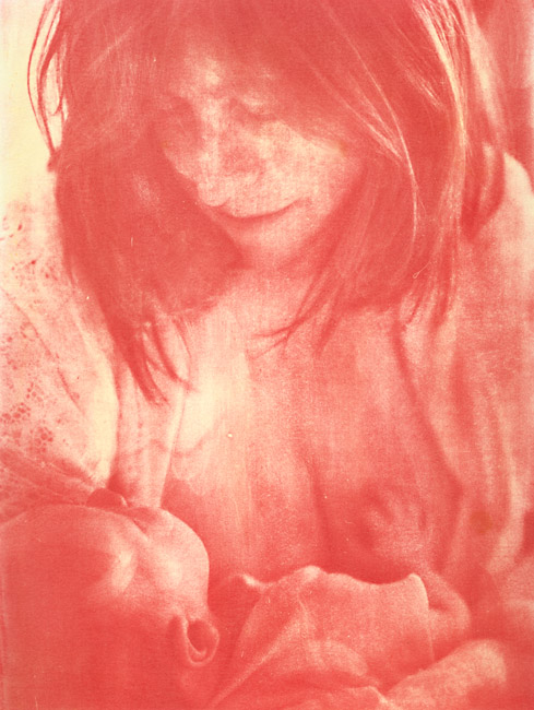 Janis #20 (Mother and Child)