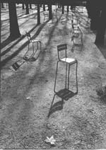 Stanko Abadžic - Chairs and Shadows Click for more Images