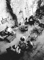Stanko Abadžic - Cafe in Split, Croatia Click for more Images