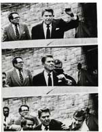 Foto EFE - Assassination Attempt on President Ronald Reagan Click for more Images