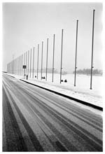 Stanko Abad�ic - Road in Snow, Zagreb,Croatia Click for more Images