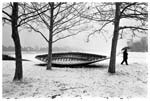 Stanko Abad�ic - Boat in Snow, Zagreb,Croatia Click for more Images
