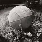 Arthur Tress - Boy with Giant Ball, New York Click for more Images