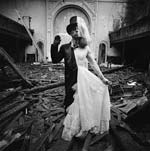 Arthur Tress - Stephen Brecht, Bride and Groom, New York Click for more Images