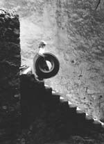 Stanko Abadžic - Tire and Stairs Click for more Images