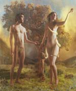 Claudia Kunin - Adam & Eve Click for more Images